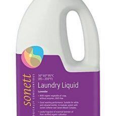 Sonett Laundry Liquid Lavender from Gimme the Good Stuff