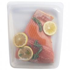 Stasher Reusable Silicone Bag - Half-Gallon from Gimme the Good Stuff