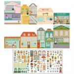 Sticker Activity Set - My Little Town | Gimme the Good Stuff