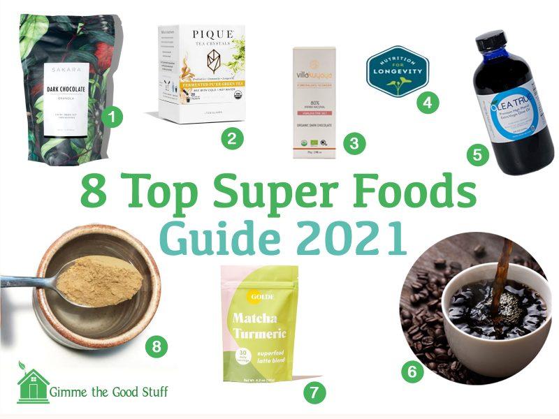 Super Food Guide 2021
