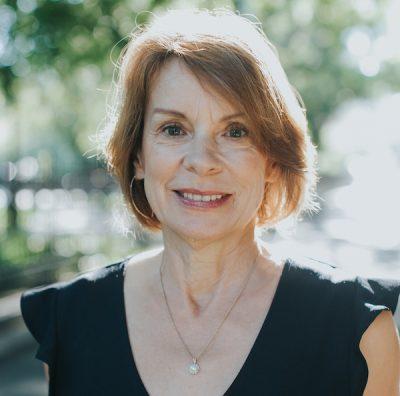 Suzanne Weaver-Goss Headshot Gimme the Good Stuff