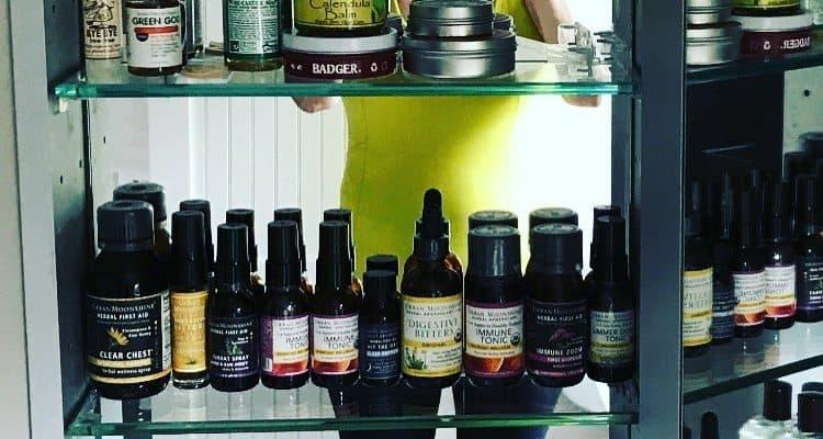 Suzanne's Medicine Cabinet Gimme the Good Stuff