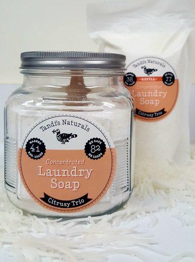 Tandi's jar:refill from Gimme the Good stuff