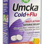 Umcka Cold + Flu Orange Chewable | Gimme the Good Stuff