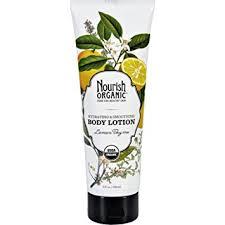 Nourish Organic Hydrating & Smoothing Body Lotion, Lemon Thyme