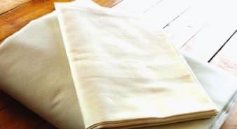White Lotus Sateen Sheets