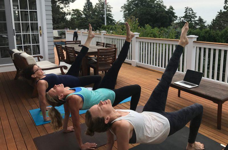 Yoga in Maine