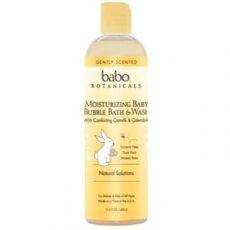 Babo Botanicals Moisturizing Baby Bubble Bath & Wash