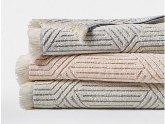 coyuchi organic beach towel gimme the good stuff
