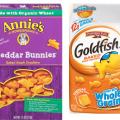 Annie's Bunnies or Pepperidge Farm's Goldfish?