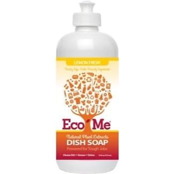 Eco-Me Lemon Fresh Dish Soap