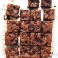 Grain-Free Chocolate Chunk Nut Butter Brownies