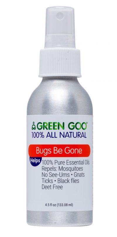 green goo Bugs-Be-Gone-Gimme the Good Stuff