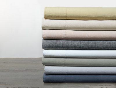 Organic Linen Sheets
