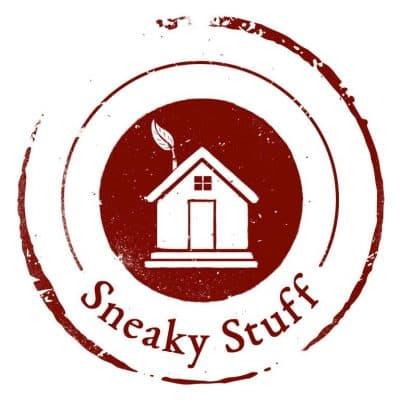 Sneaky Stuff Badge