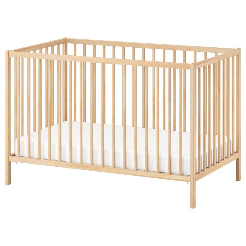 Ikea Sniglar Crib from Gimme the Good Stuff