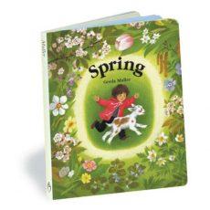 spring board book gerda muller