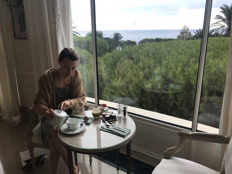 tea with a view grand hotel cap ferrat gimme the good stuff