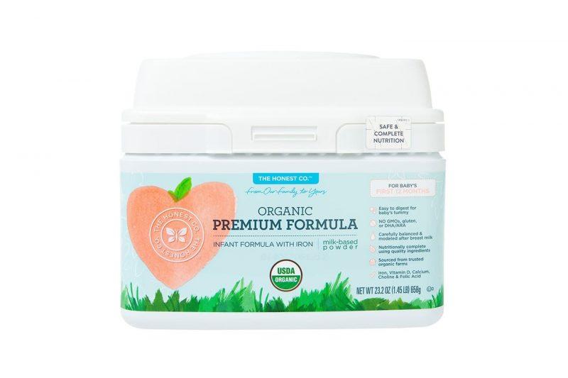 The Honest Company Premium Formula