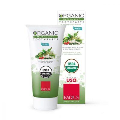 Radius Organic Gel Toothpaste